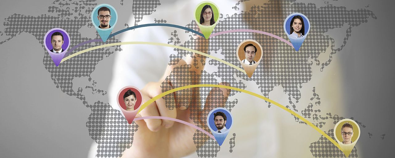 Une Solution Globale, une Expertise Locale :                                             ADP Streamline. Paie et RH Internationale